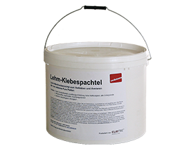 Lehm-Klebespachtel